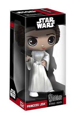Funko Wacky Wobbler Star Wars Classic, Leia *distressed