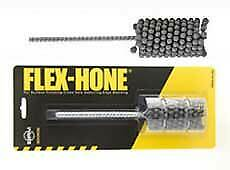 "Brush Research BC13418 FLEX-HONE 1-3/4"" (44.5mm) Cylinder Hone w/ 180 Grit"