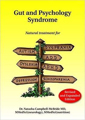 [PDF] Gut and Psychology Syndrome: Natural Treatment for Autism, Dyspraxia, A.D.