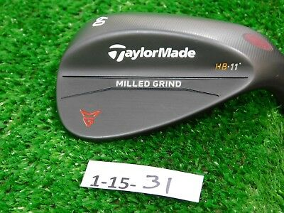 WEDGE FLEX DG STEEL TAYLORMADE MILLED GRIND LOB WEDGE TAWMIL142 58°