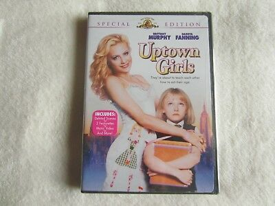 Uptown Girls (DVD, Special Edition, 2004) - FACTORY SEALED
