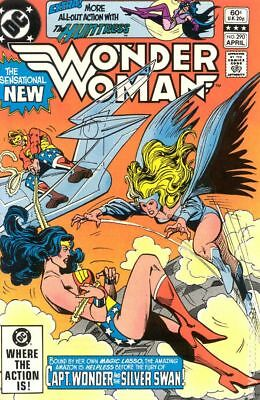 Wonder Woman (1st Series DC) #290 1982 FN Stock Image