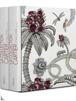 La Collection Cartier - Joaillerie : Coffret en 2 volumes