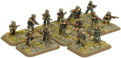 Battlefront FoW WWII USA 15mm OSS Operational Group Pack MINT