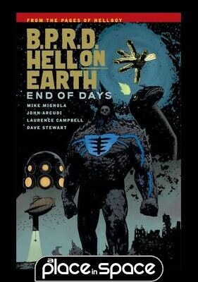 Bprd Hell On Earth Vol 13 End Of Days - Softcover