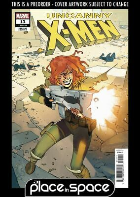 (Wk10) Uncanny X-Men, Vol. 5 #13C - Character Variant - Preorder 6Th Mar