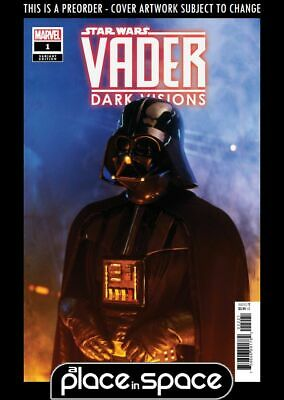 (Wk10) Star Wars: Vader - Dark Visions #1B - Movie Variant - Preorder 6Th Mar