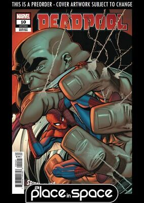 (Wk10) Deadpool, Vol. 6 #10B - Spider-Man Villains Variant - Preorder 6Th Mar