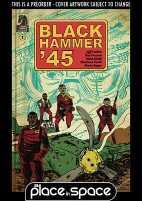 (Wk10) Black Hammer '45 #1A - Preorder 6Th Mar