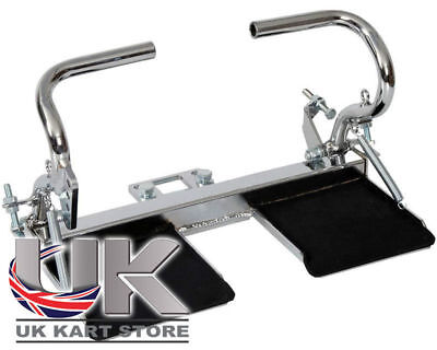 Kf Pedal Verbreiterungs-Kit Gas- & Bremse UK Kart Store