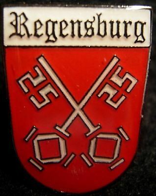 Regensburg - new  German Hat Lapel Pin HP6010