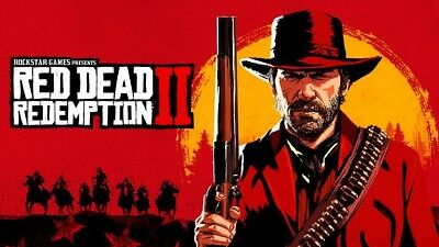 🤠 PS4 🚫 RED DEAD REDEMPTION 2 💰🤠💰 SONY PlayStation PS4 2018 NEW SEALED 🚫