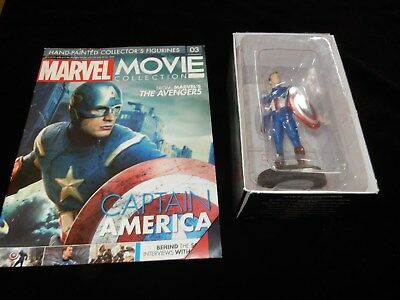 """Marvel Movie Collection """"Captain America"""""""