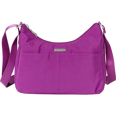 ee6161f45d45 BAGGALLINI SLIM CROSSBODY Hobo 8 Colors Day Travel Bag NEW -  47.60 ...