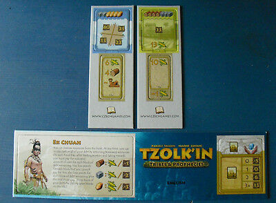Tzolk'in Promo Mini-expansions