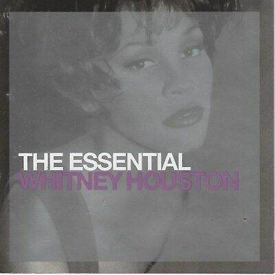 Whitney Houston  THE ESSENTIAL  34trk double cd