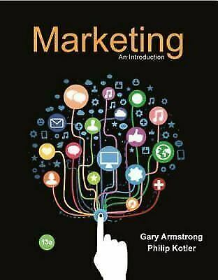 Marketing : An Introduction by Armstrong, Kotler, 13th Edition eB00k