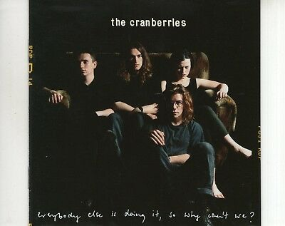 CD THE CRANBERRIESeverybody else is doing it so why can't weEX+ (A2910)