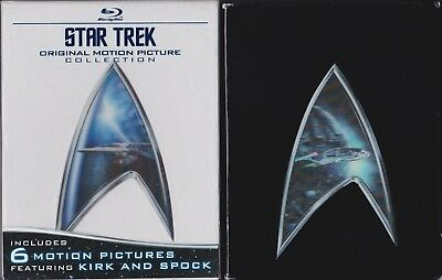 Star Trek: Original Motion Picture Collection/Next Generation (Blu-ray Boxsets)