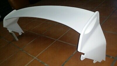 replica BMW mini cooper gp jcw spoiler polyester finis gloss black model R53 R56