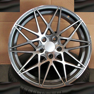 19Inch Staggered Apec Wheels With Tyres Will Fit Most Bmw 1,2,3,4 & Competition
