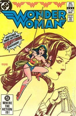 Wonder Woman (1st Series DC) #303 1983 VF Stock Image