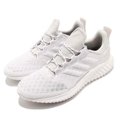 8000286ca adidas AlphaBounce CR CC M White City Run Clima Grey Men Running Shoes  AC8184