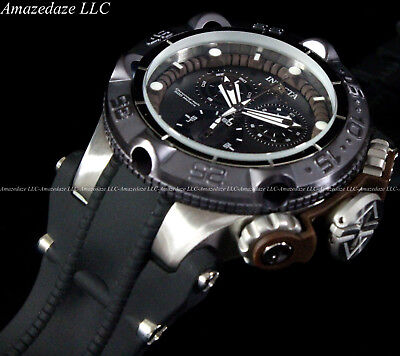 NEW Invicta Men's 50mm Subaqua Noma V Swiss ETA Chronograph Stainless St. Watch