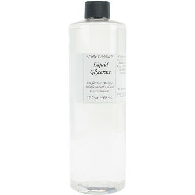 Liquid Glycerine 16oz-