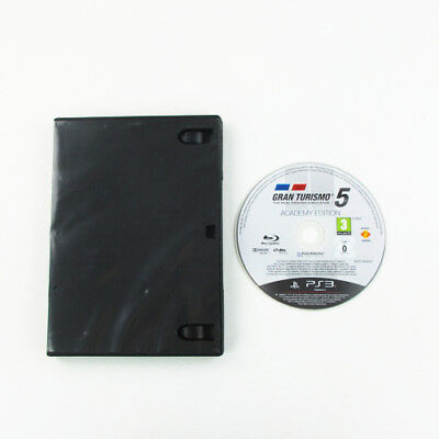 PS3 - PlayStation 3 GRAN TURISMO 5 : ACADEMY EDITION ohne OVP ohne Anleitung #B
