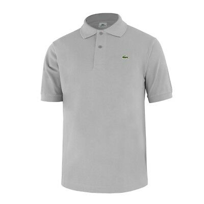 fc2d198c96 Lacoste L.12.12 Original Polo Shirt Men Herren T-Shirt platine L1212-KC8