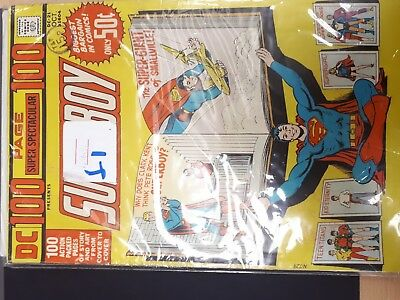 DC 100 Page Super Spectacular No 21 Oct 1973 (FN+) Feat: Superboy, DC,Bronze Age