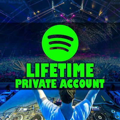 Spotify Lifetime Premium Personal Account - Quick Deliver ♫ ♫