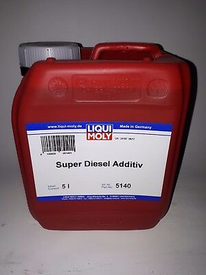 5 Liter Liqui Moly Super Diesel Additiv LM-5140
