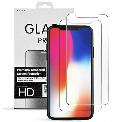 Curved Edge Tempered Glass Screen Protector  For iphone 6 7 8 | UltraThin 2.5D