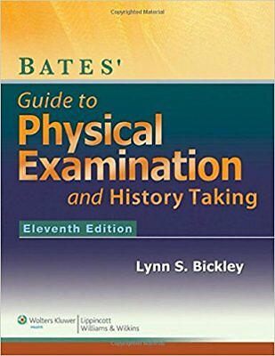 [PDF] Bates' Guide to Physical Examination and History-Taking - Eleventh Edition