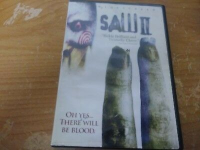 Saw 2 Widescreen Edition Horror Suspense Thriller Dvd Movie Film Disc 2005 R