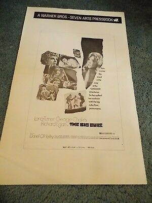 The Big Cube(1969)Lana Turner Original Pressbook