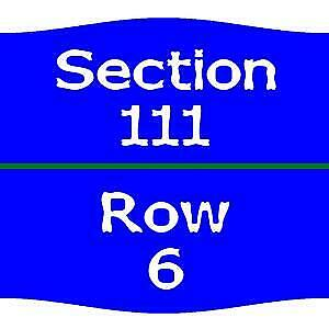 2  Chicago Cubs vs. San Diego Padres Tickets  7/20 111