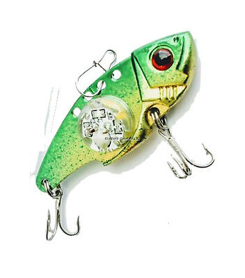 NEW Tundra Tackle Co FireFly Spoon Sz Large White 1//4oz FF100114W