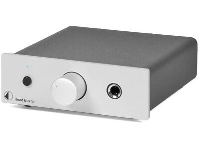 Pro-Ject Head Box S Silber