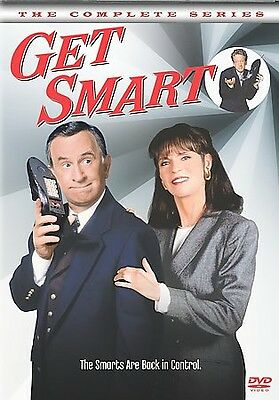 GET SMART: The Complete Series (DVD, 2008) New / Factory Sealed / Free Shipping