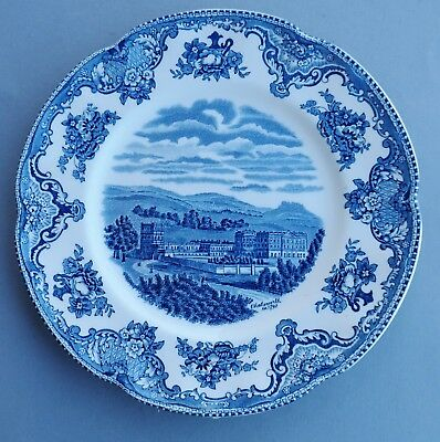 Johnson Bros Keramik Teller - England - Ø 20 cm - Old Britain Castles