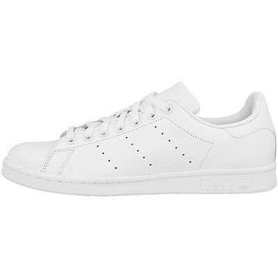 info for d7999 ac8b5 Adidas Stan Smith Baskets de Style Rétro Blanc S75104 Tennis Escarpins Samba