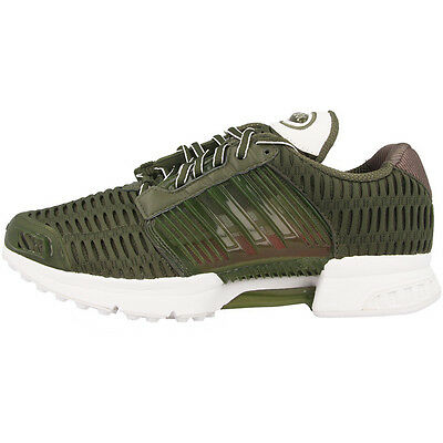 new style 96cef 8c31c Adidas Climacool 1 Homme Chaussures de Course Baskets Vert BA8571 Clima Cool