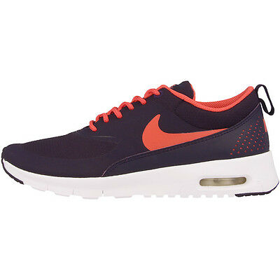 online here popular brand wholesale NIKE AIR MAX Thea Femmes Chaussures Dames Baskets Loisirs Blanc ...