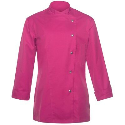 Karlowsky Passion Women's Chef's Jacket Larissa Uniform Catering JF3-44