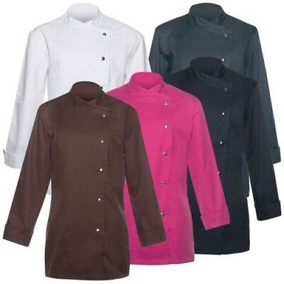 Karlowsky Passion Women's Chef's Jacket Larissa Uniform Gastronomy JF3