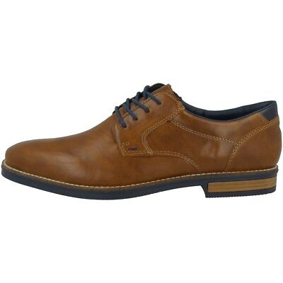 Stress Anti Lacets À Bakersfield Basse Business Rieker Chaussures Hommes Ybfyv76g