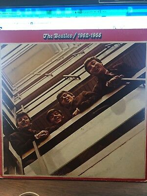 Lp 33 Giri THE BEATLES /1962-1966